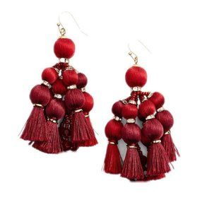 Kate Spade New York Women's Tassel Earrings